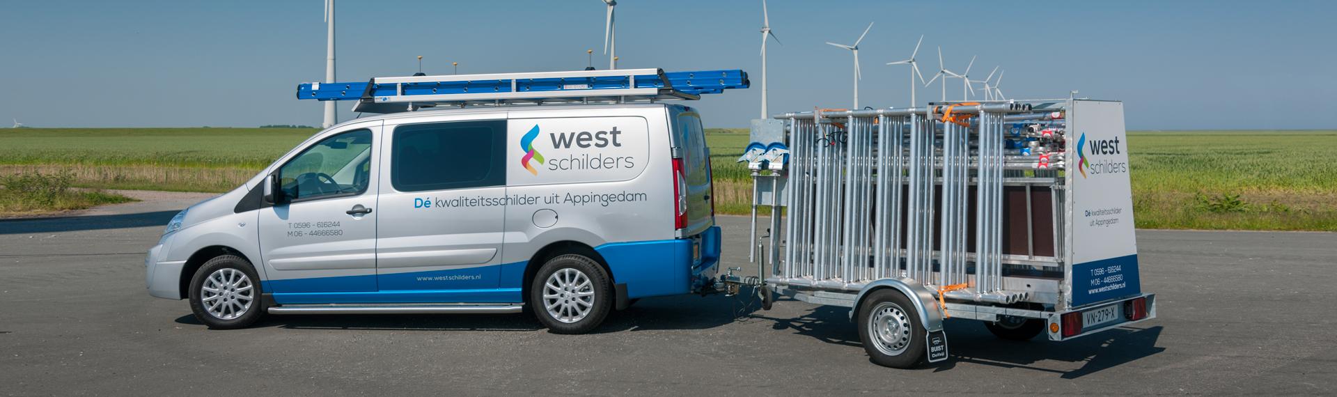 West Schilders de kwaliteitsschilder uit Appingedam 5